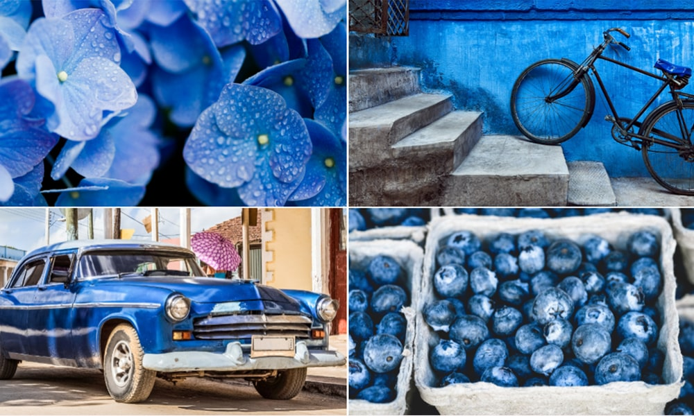 آبی کلاسیک