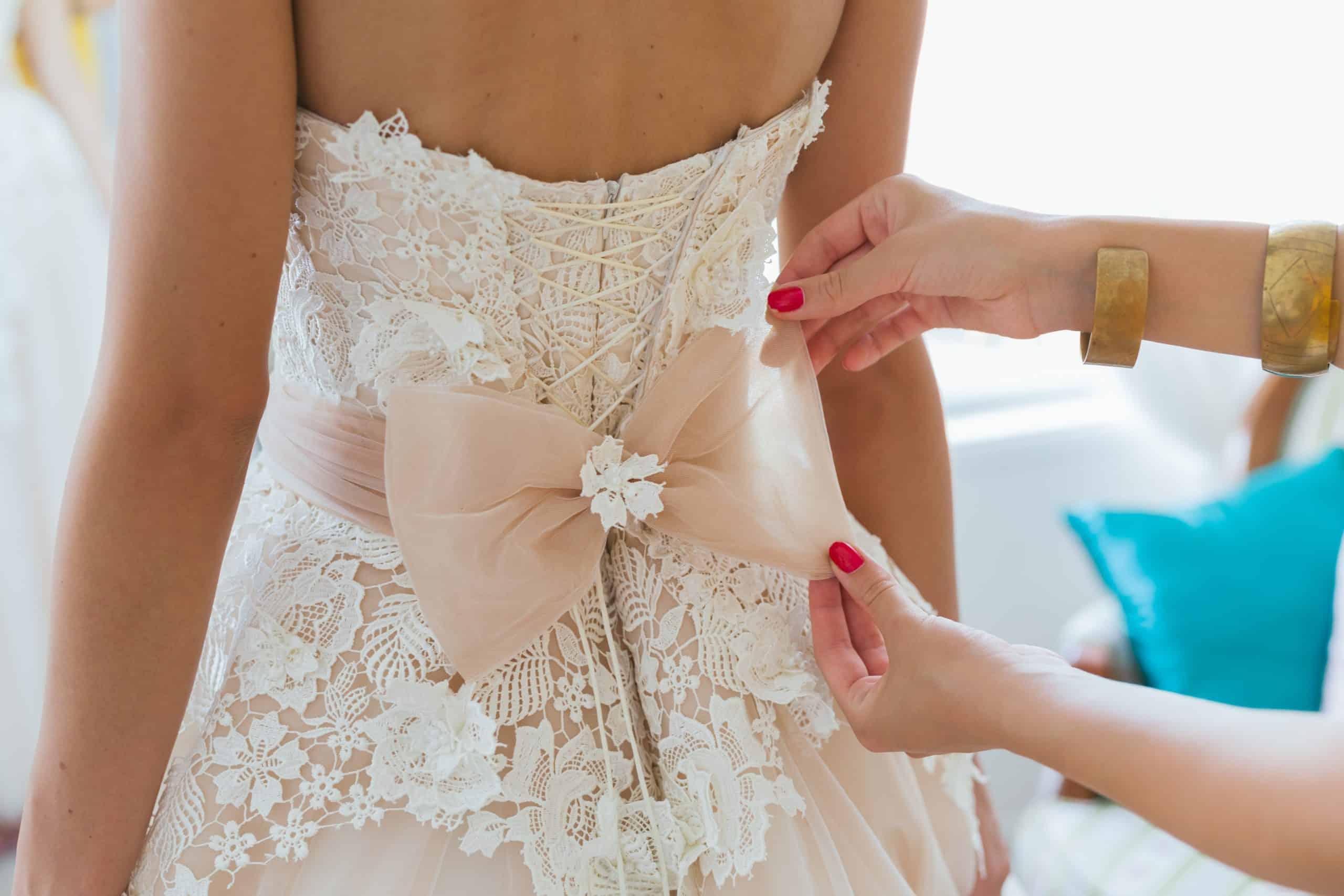 خیاط لباس شب و عروس