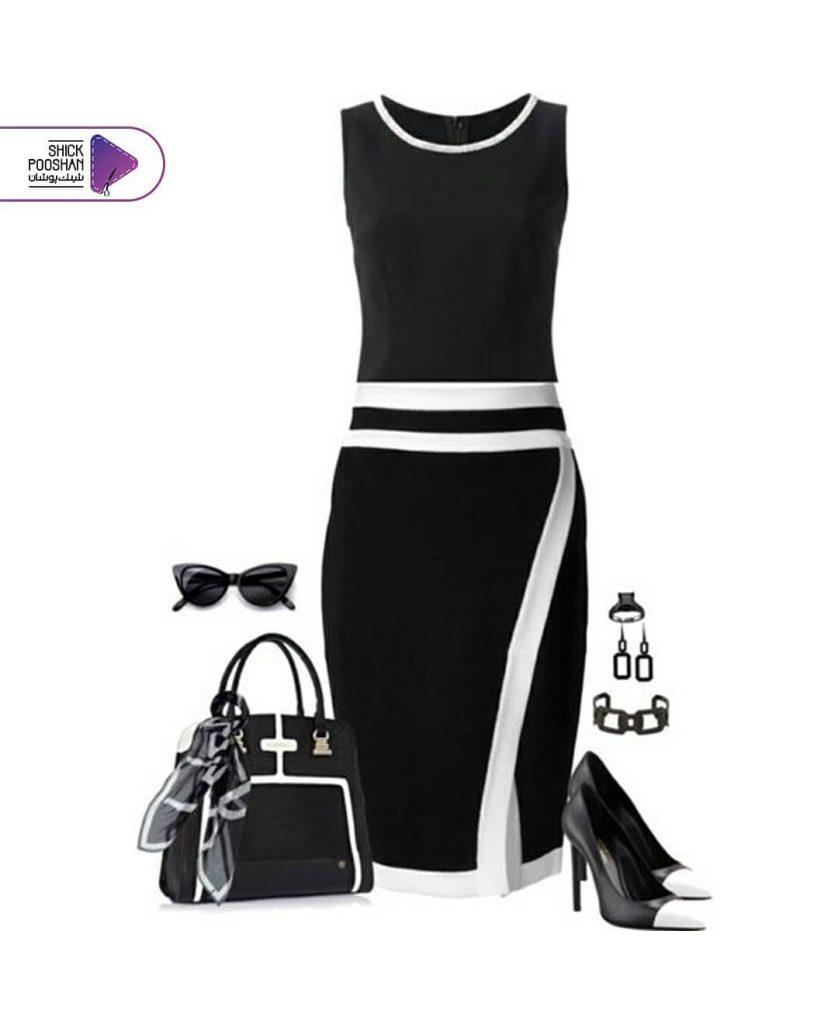 سیاه و سفید ترکیبی همیشگی